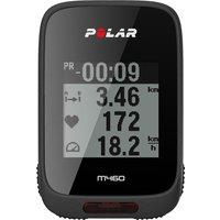 POLAR M460 GPS Cycling Computer - Black, Black