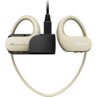 SONY  Walkman NW-WS413C 4 GB Waterproof All in One MP3 Player - Cream, Cream