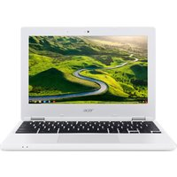 "ACER  CB3-131 11.6"" Chromebook - White, White"
