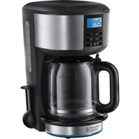 RUSSELL HOBBS Buckingham Fast Brew 20680SS Filter Coffee Machine - Brushed Stainless Steel, Stainless Steel