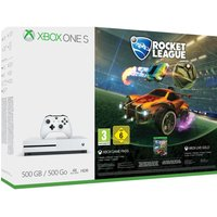 MICROSOFT Xbox One S with Rocket League & Xbox LIVE Gold Membership 3 Month Subscription, Gold