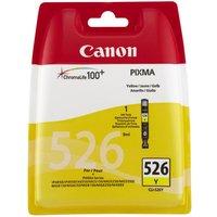 CANON  CLI-526Y Yellow Ink Cartridge, Yellow