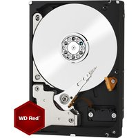 WD Red 3.5 Internal NAS Hard Drive - 4 TB, Red