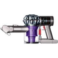 DYSON V6 Trigger Pro Handheld Vacuum Cleaner - Nickle & Purple, Purple