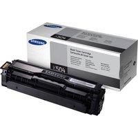 SAMSUNG K504S Black Toner Cartridge, Black