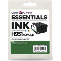 ESSENTIALS HP950 & HP951 4-colour Ink Cartridges - Multipack