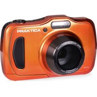 PRAKTICA  Luxmedia WP240-BL Compact Camera - Orange, Orange