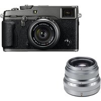FUJIFILM X-Pro2 Mirrorless Camera & Twin Lens Kit Bundle