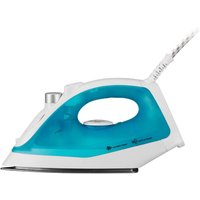 ESSENTIALS  C12IR13 Steam Iron - Blue & White, Blue