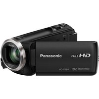 PANASONIC  HC-V180EB-K Traditional Camcorder - Black, Black