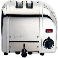 DUALIT Vario 20245 2-Slice Toaster Stainless Steel, Stainless Steel
