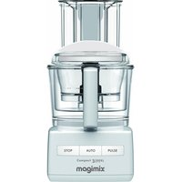 MAGIMIX BlenderMix 3200XL Food Processor - White, White
