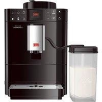 MELITTA Caffeo Passione OT F53/1-102 Bean to Cup Coffee Machine - Black, Black