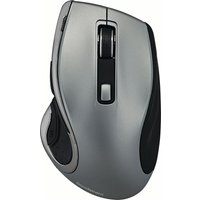 SANDSTROM SMWLHYP15 Wireless Blue Trace Mouse - Gun Metal, Blue