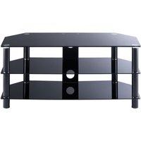 SERANO  S105BG13 TV Stand, Black