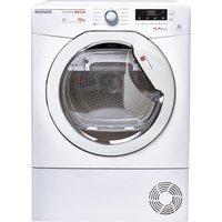 HOOVER DMH D1013A2 Heat Pump Tumble Dryer - White, White