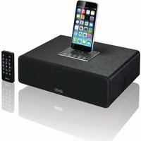 IWANTIT IBTLI17 Bluetooth Wireless Docking Station - Black, Black