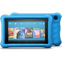 AMAZON Fire 7 Kids Edition Tablet (2017) - 16 GB, Blue, Blue
