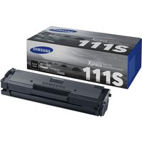 SAMSUNG MLT-D111S Blacker Toner Cartridge and Drum, Black