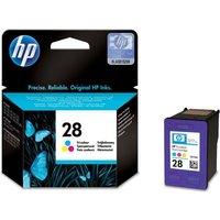 HP 28 Tri-colour Ink Cartridge