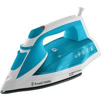 RUSSELL HOBBS  Supreme 23040 Steam Iron - White & Blue, White