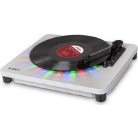 ION Photon LP USB Turntable - White, White