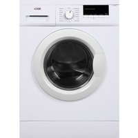 LOGIK L714WM17 7 kg 1400 Spin Washing Machine - White, White