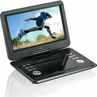 LOGIK L12SPDVD17 Portable DVD Player - Black, Black