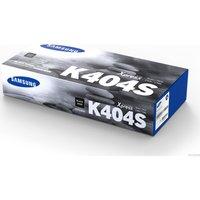 SAMSUNG CLT-K404S Black Toner Cartridge, Black