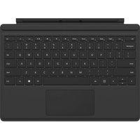 MICROSOFT Surface Pro 4 Typecover - Black, Black