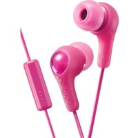 JVC HA-FX7M-P-E Headphones - Pink, Pink