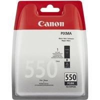 CANON PGI-550 Black Ink Cartridge, Black