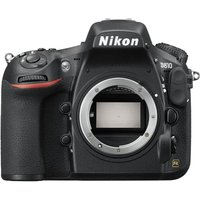 NIKON D810 DSLR Camera - Body Only, Black