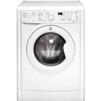 INDESIT  IWDD7123 Washer Dryer - White, White