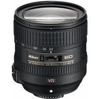 NIKON  AF-S NIKKOR 24-85 mm f/3.5-4.5 SWM VR II Zoom Lens