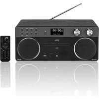 JVC  RD-D90 Wireless Hi-Fi System - Black, Black