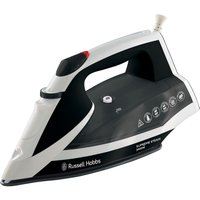RUSSELL HOBBS  Supremesteam 23052 Steam Iron - White & Black, White