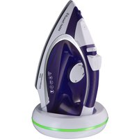 RUSSELL HOBBS Freedom 23300 Cordless Steam Iron - Purple & White, Purple