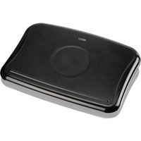 LOGIK LLAPAD16 Lap Pad - Black, Black