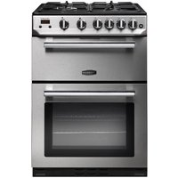 RANGEMASTER Professional 60 Gas Cooker - Stainless Steel, Stainless Steel
