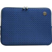 GOJI 13 MacBook Sleeve - Blue Circle, Blue