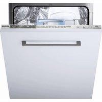 HOOVER Wizard HLSI 762GT Full-size Integrated Smart Dishwasher