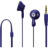 LOGIK  Gelly LGELPUR16 Headphones – Purple, Purple