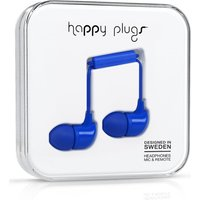 HAPPY PLUGS Headphones - Blue, Blue