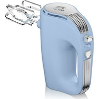 SWAN Retro SP20150BLN Hand Mixer - Blue, Blue