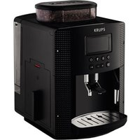 KRUPS Espresseria EA8150 Bean to Cup Coffee Machine - Black, Black