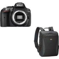 NIKON D5300 DSLR Camera & Format 150 DSLR Camera Backpack Bundle