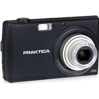 PRAKTICA  Luxmedia Z250-BK Compact Camera - Black, Black