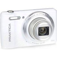 PRAKTICA  Luxmedia Z212-W Compact Camera - White, White
