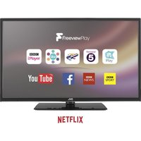"32""  JVC LT-32C670  Smart LED TV"